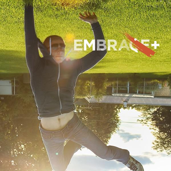 Embrace+ Hoodie - Pre-Order Until September 20