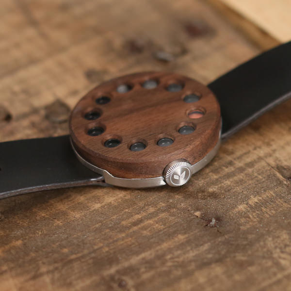 Hands On Quick Review - Grovemade Wood Watch
