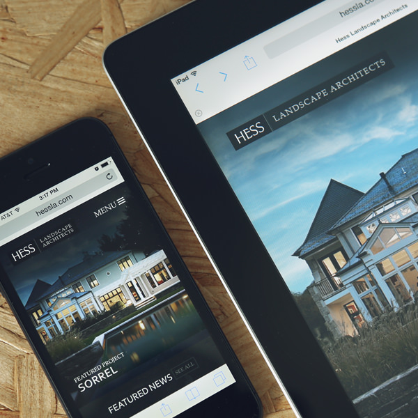 Landscape Architects Website Redesign For Our Friends In Lansdale