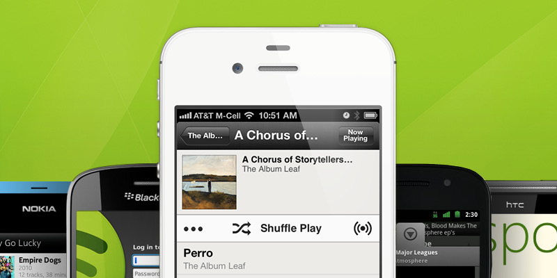 Turn Shuffle Off In Spotify iPhone App