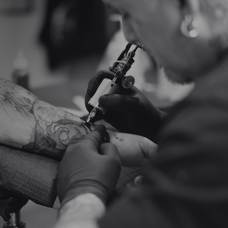 New Website For Easton Based Tattoo Shop