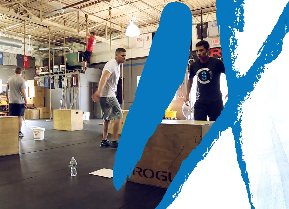 Various video projects for Cloud 9 CrossFit