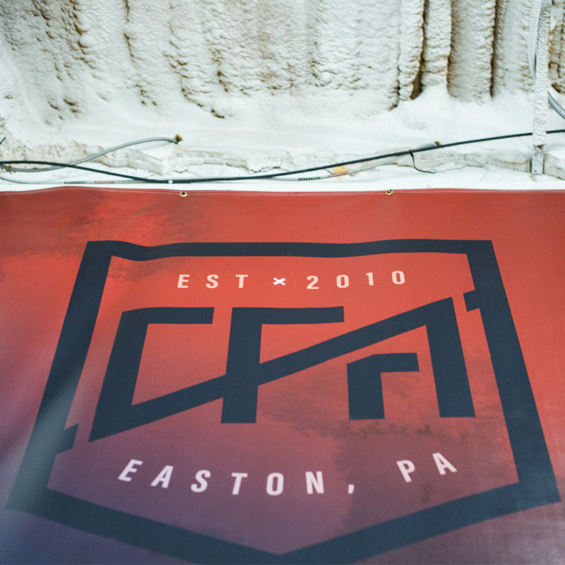 New Branding In Place For Easton Based CrossFit Gym