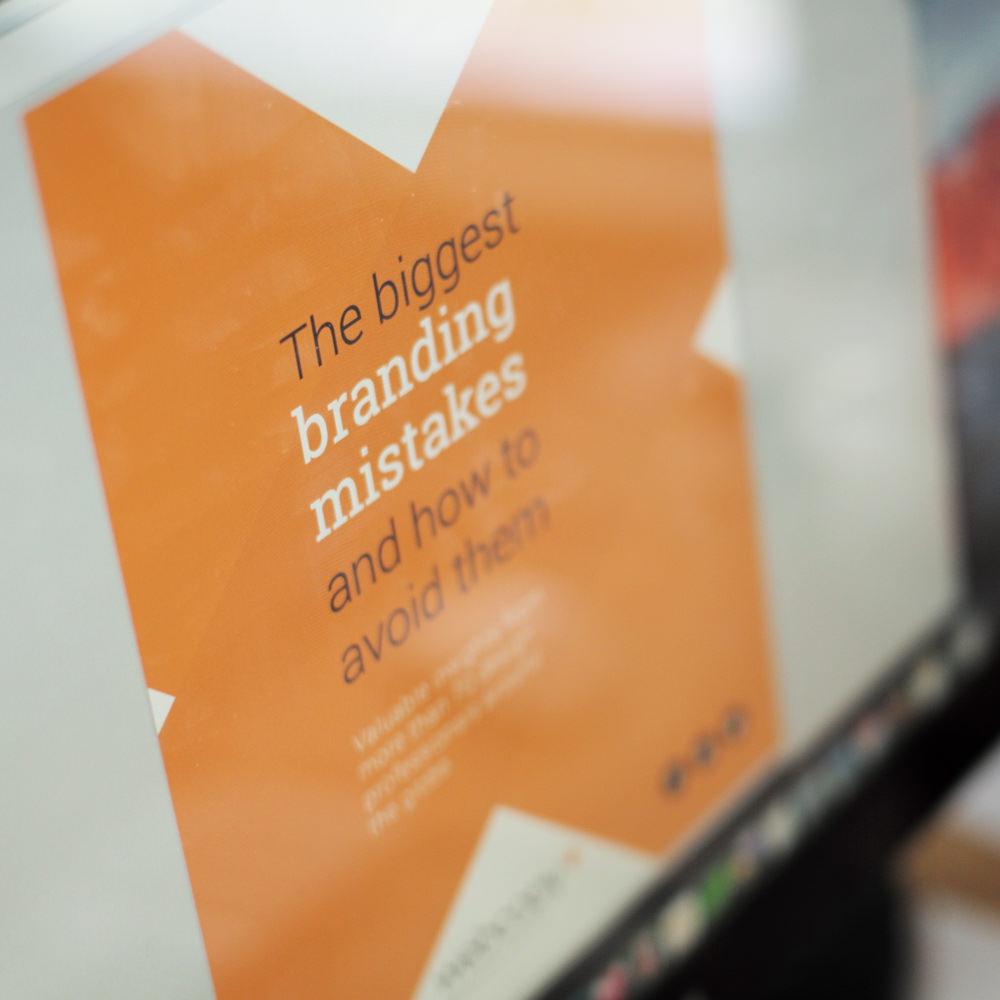 Avoiding Common Branding Mistakes