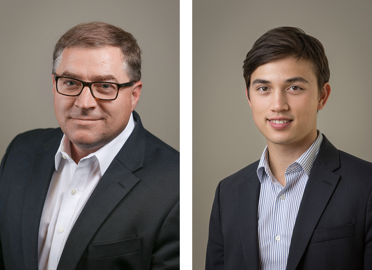 Team Headshots for J.G. Petrucci & Iron Hill Construction Management