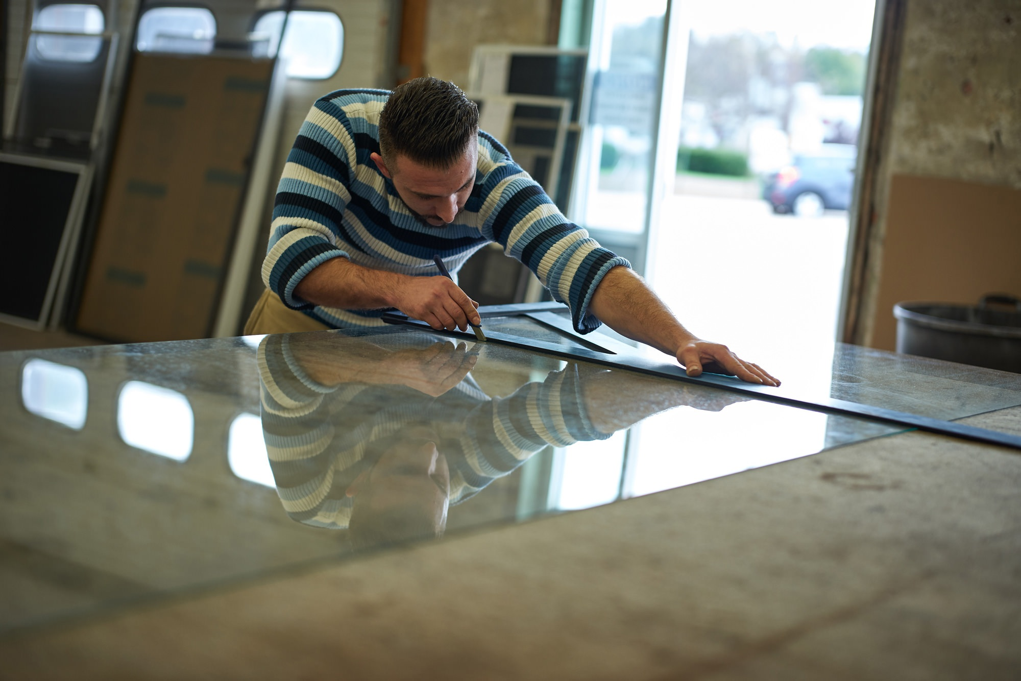 New Photography & Website for Stroudsburg Based Glass Experts