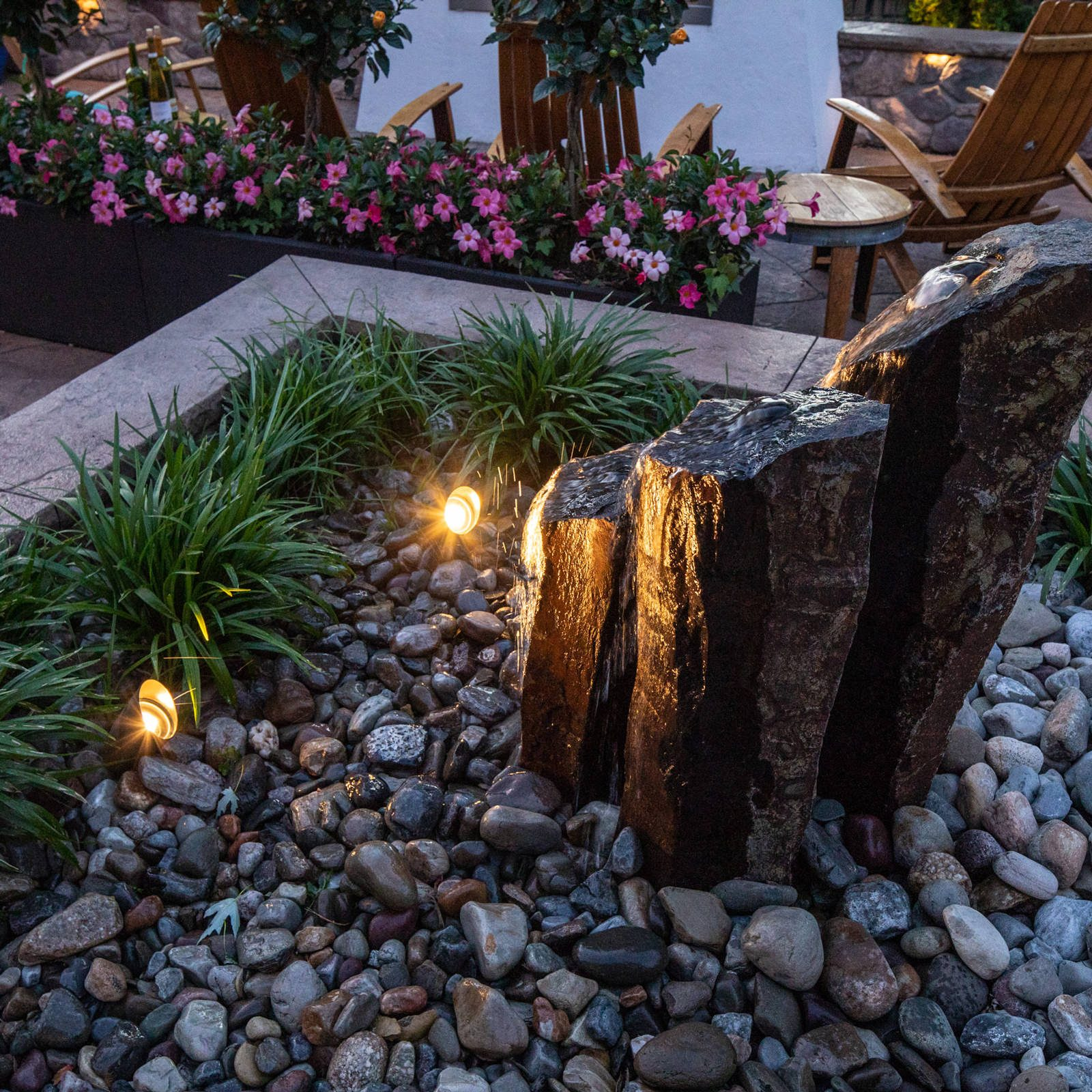 Photography & Video Production of a Beautiful Landscape Design
