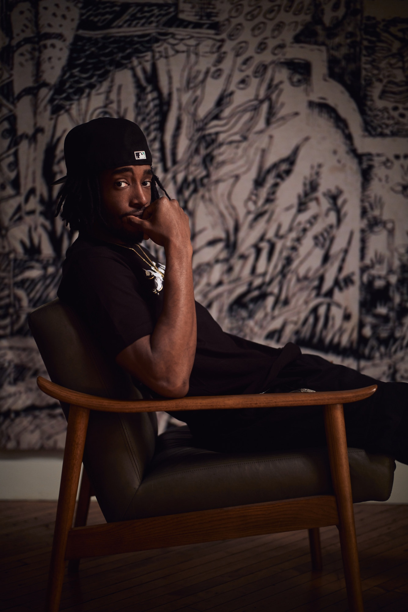 Photo Sessions With Allentown-based Hip-Hop Artist Black Dre