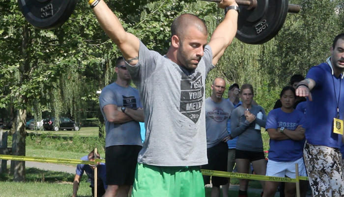 Test Your Metal 2011 CrossFit Competition Video